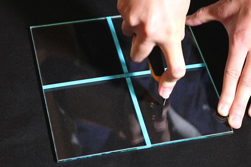 フロートガラス-カッター(1)
