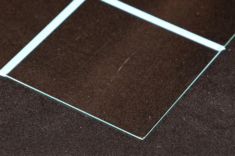 ケミカル強化ガラス-カッター(2)