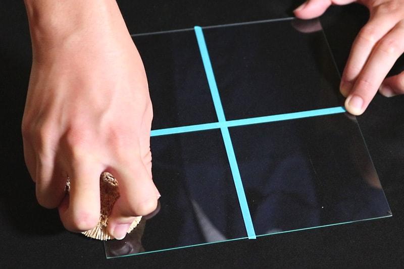 ケミカル強化ガラス-たわし(1)