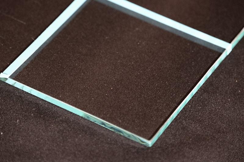フロートガラス-10円玉(2)