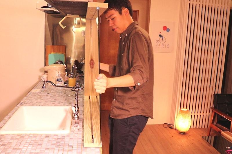 キッチン間仕切り(15)