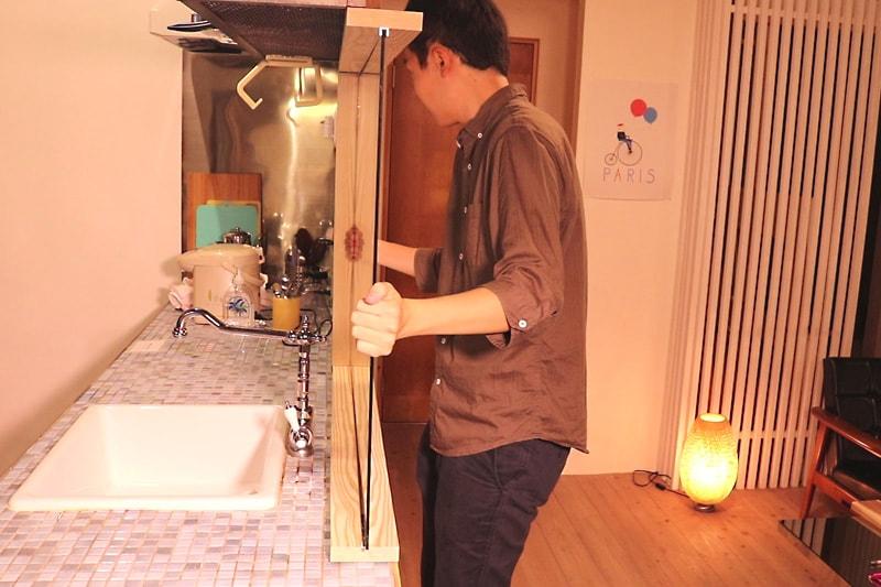 キッチン間仕切り(16)