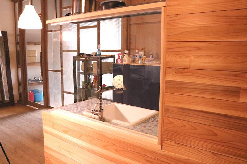 キッチン間仕切り(44)