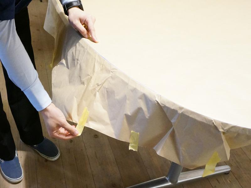 型紙の取り方