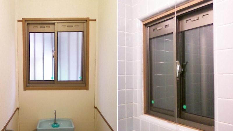 断熱性もUP!窓ガラスを「ペアガラス」に交換した事例(静岡県伊東市 S様)のお写真