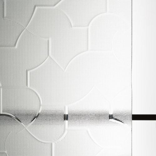 昭和型板ガラス からたち (SKG-002)のお写真