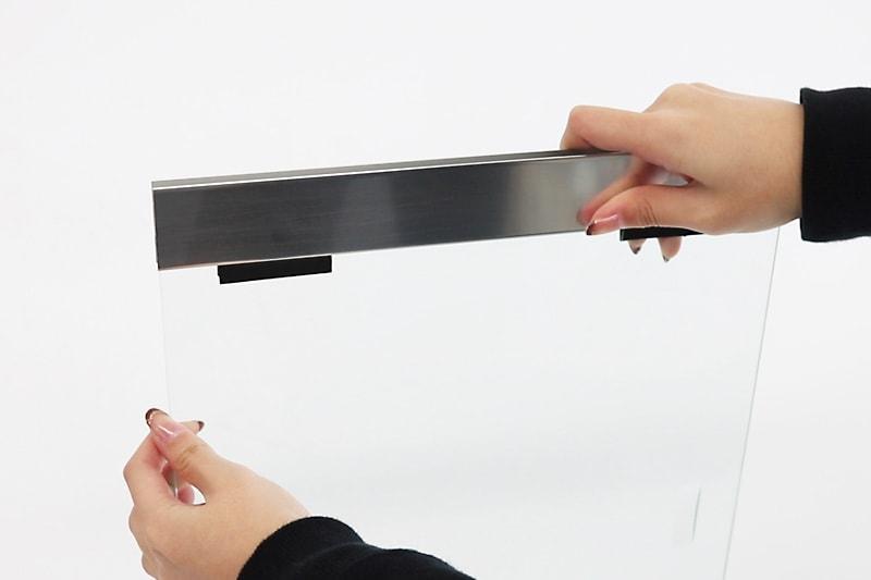 ガラス引き戸製作セット(3)