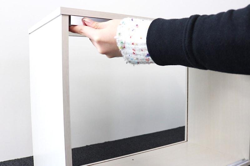 ガラス引き戸製作セット(10)