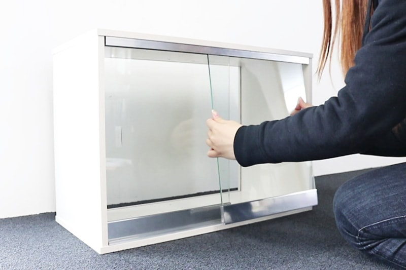ガラス引き戸製作セット(13)