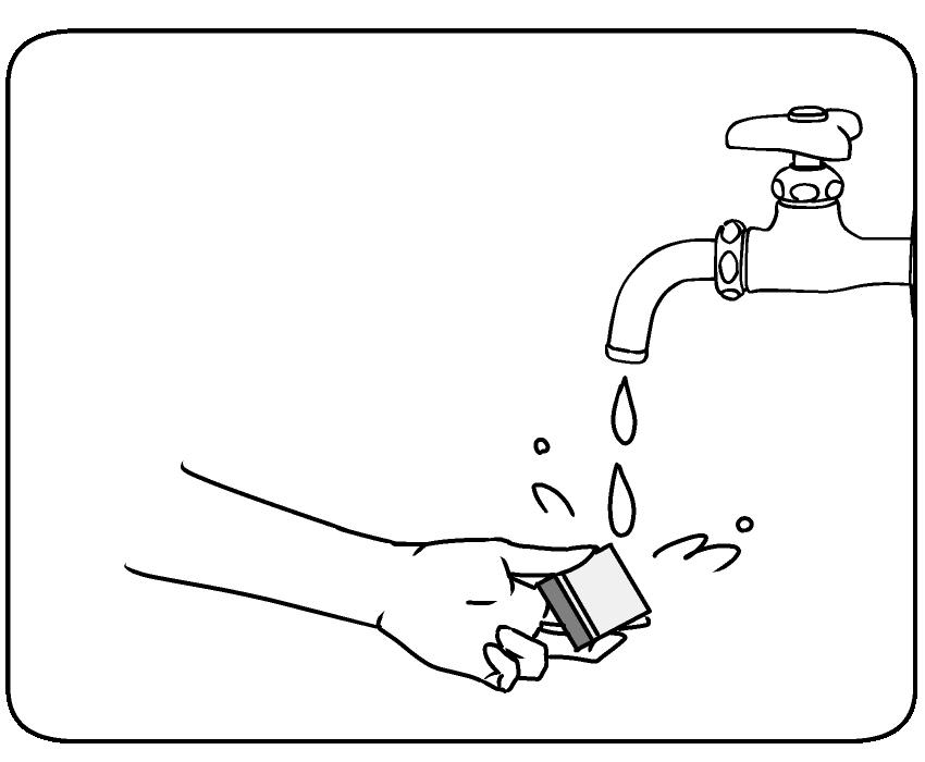 クモラーヌお試しサンプル メンテナンス(1)