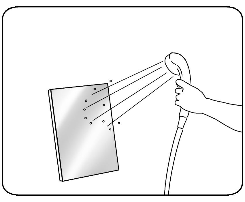 クモラーヌお試しサンプル メンテナンス(4)