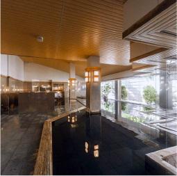 曲水の庭 ホテル玉泉の特徴