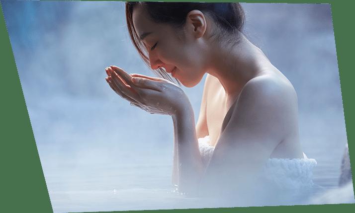 湧出量、源泉数ともに全国トップクラスの由布院温泉