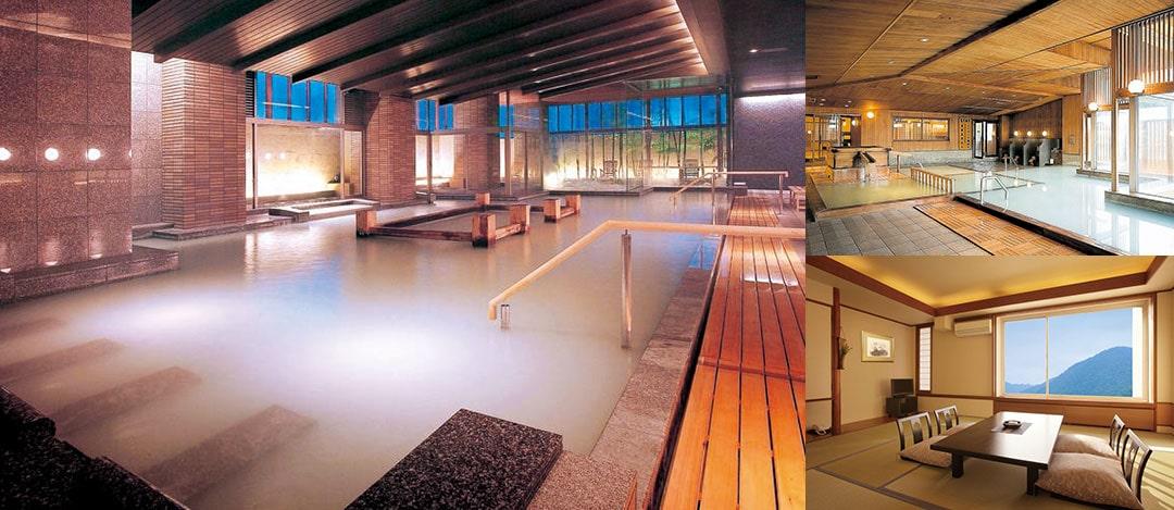 名湯の宿 鳴子ホテル