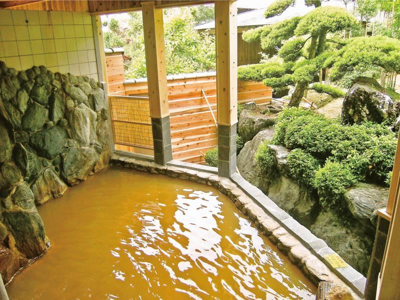 天然温泉 石道