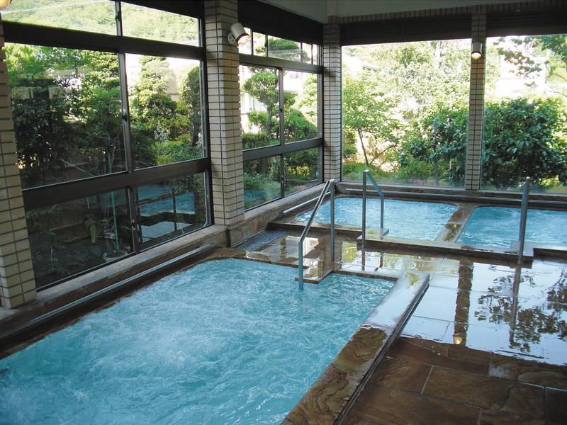長生きの湯 富士見館
