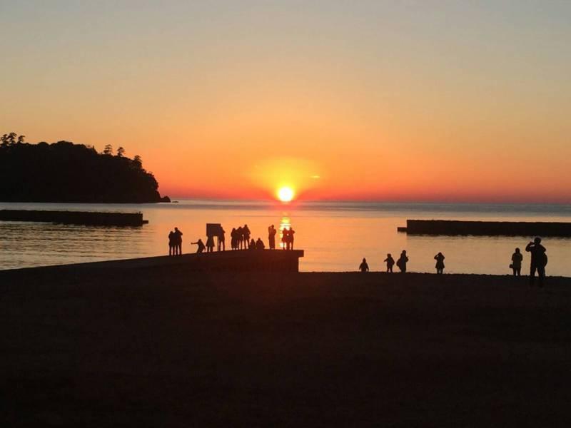 夕日の宿 美浜