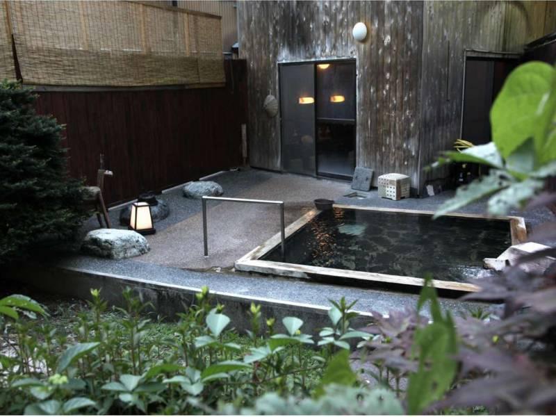 奥の湯 湯元館