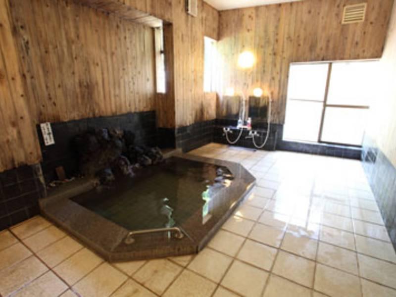 広田温泉 くつろぎの宿 奥の湯 湯元館