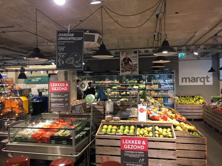 VMDのお手本。ヨーロッパのおしゃれ食品スーパー