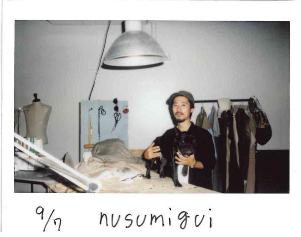【ハルマリ突撃インタビュー】 CPK GALLERY_vol.3 nusumigui(山杢 勇馬)