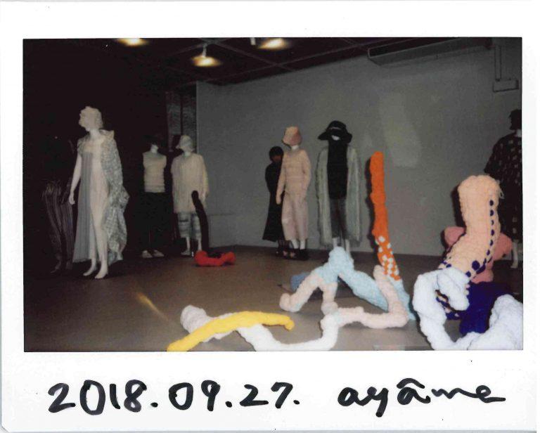 【ハルマリ突撃インタビュー】 CPK GALLERY_vol.4 ayâme(竹島綾)
