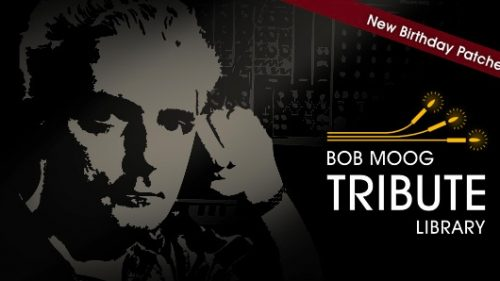 Bob Moog Tribute Library購入方法