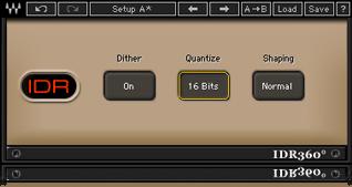 IDR360 Bit Re-Quantizer