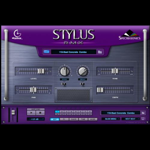 "Stylus RMX ""Xpanded"""