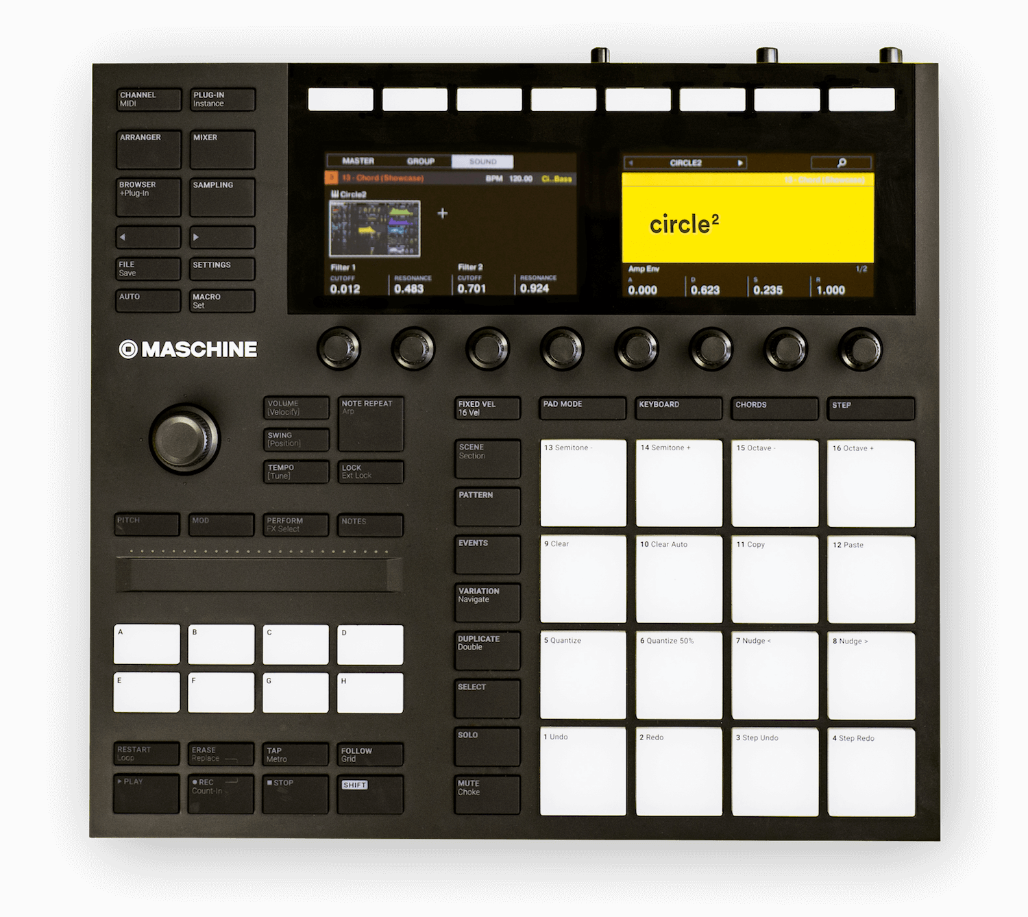maschine-yellow