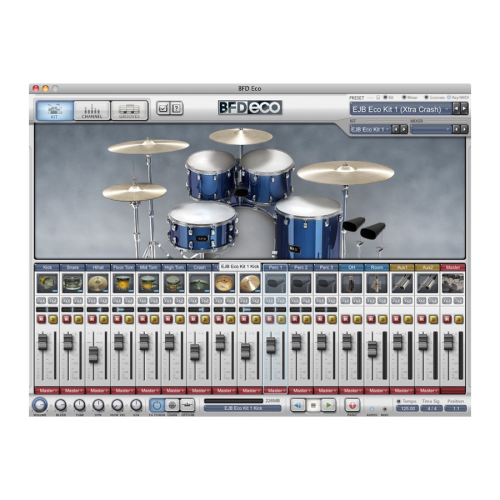 Evil Drums Eco Kit 1
