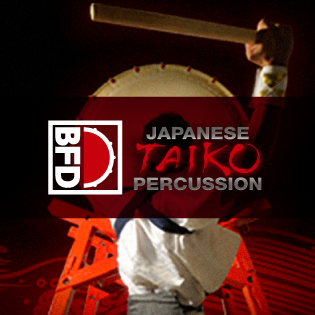 Japanese Taiko Percussion