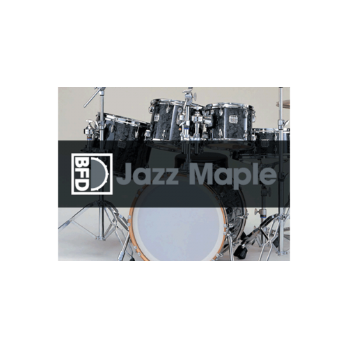 Jazz Maple: BFD Expansion Kit