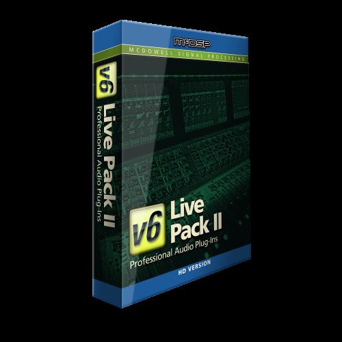 Live Pack II HD