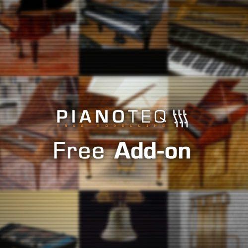 MODARTT Pianoteq Add-ons ピアノテック拡張音源 | Media