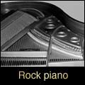 Rock piano