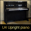 U4 Upright piano