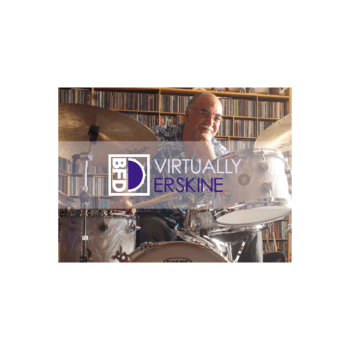 Virtually Erskine: BFD Expansion Pack & Groove