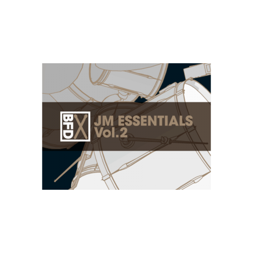 JM Essentials Vol.2: BFD Groove Pack