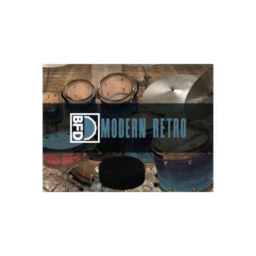 Modern Retro: BFD Expansion Pack