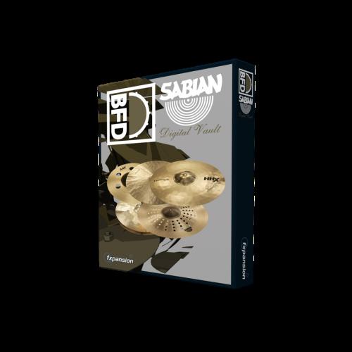 Sabian Digital Vault: BFD Expansion Pack