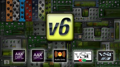 McDSP v6.2リリース