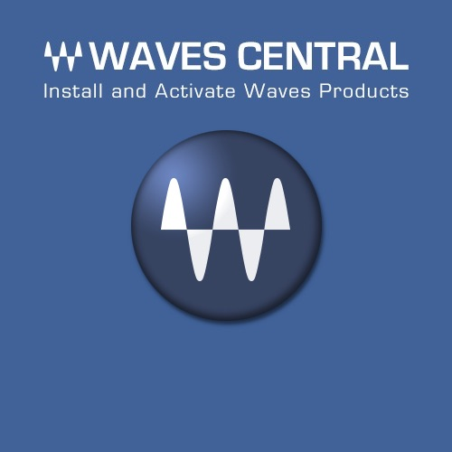 Waves Centralアップデートによるログインエラー