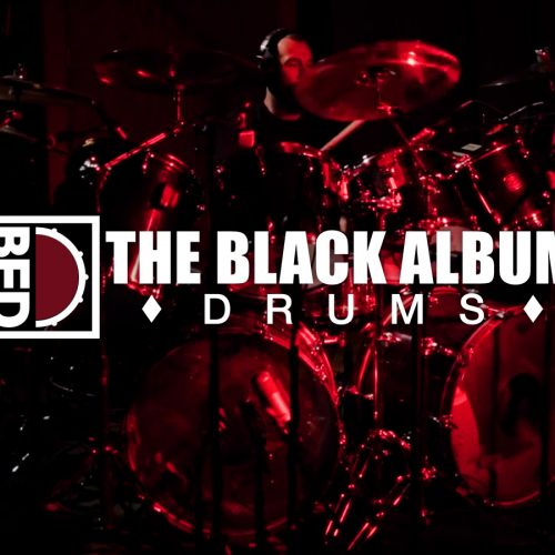 Black Album Drums: BFD3 Expansion Pack