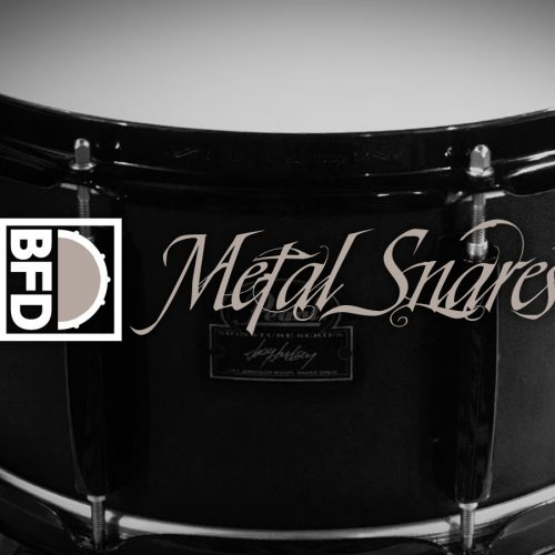 Metal Snares: BFD3 Expansion Pack