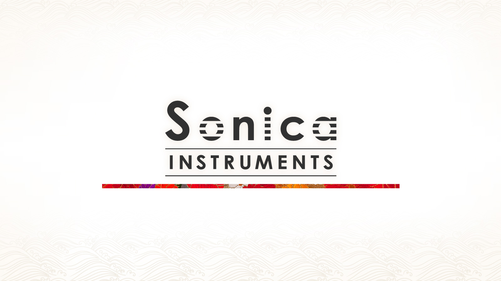 Sonica Instruments製品 取扱満了に関するお知らせ