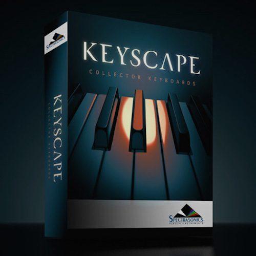 Keyscape 最新バージョン・アップデータ v1.1.1d