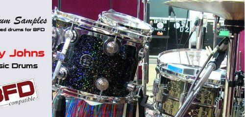 Andy Johns Classic Drums無償追加キック・ドラムをリリース