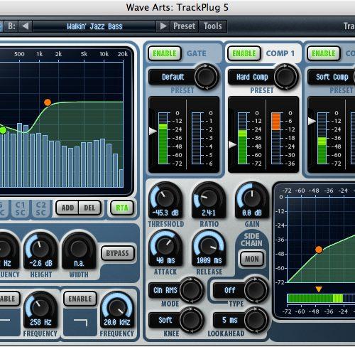 TrackPlug 5 サイドチェイン入力の設定方法