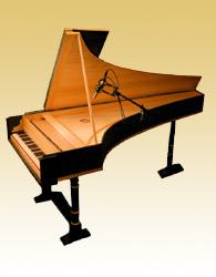 Pianoteq Grimaldi 追加ハープシコード・モデルリリース